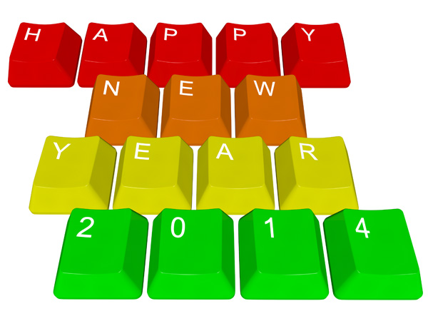 Happy New Year greetings for programmers