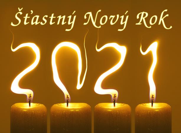 pf 2021 Šťastný Nový Rok