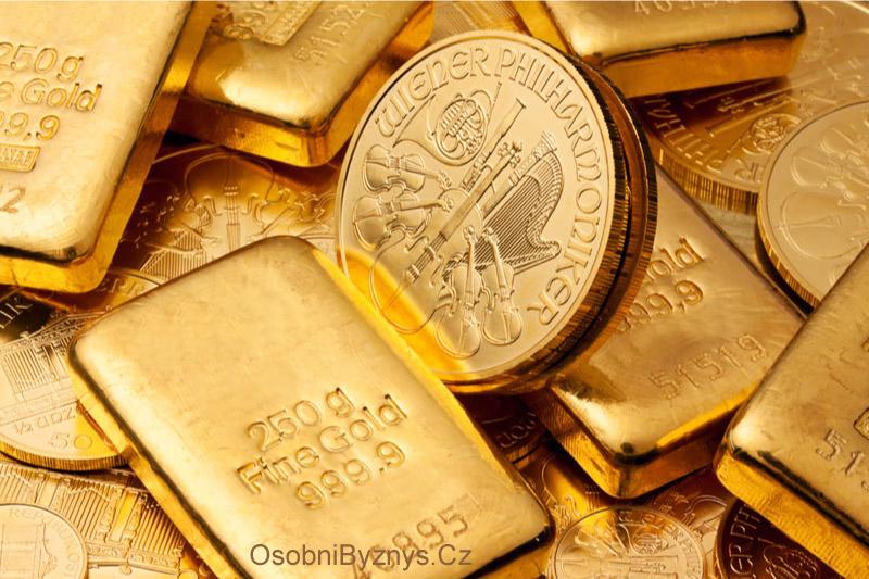 Zlato a peníze